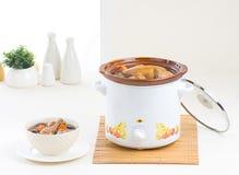 casserole δοχείο Στοκ Φωτογραφίες