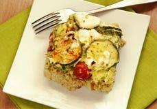 casserole λαχανικό Στοκ Εικόνες