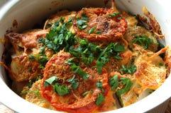 casserole λαχανικό στοκ φωτογραφία με δικαίωμα ελεύθερης χρήσης