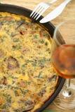 casserole ξεφυτρώνει νόστιμος Στοκ φωτογραφίες με δικαίωμα ελεύθερης χρήσης