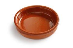 casserole πήλινο είδος ισπανικά cazuela στοκ φωτογραφίες με δικαίωμα ελεύθερης χρήσης