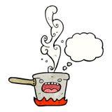 Personnage de dessin anim de casserole de cuisine photos - Casserole dessin ...
