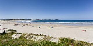 Casserole de couronne de jour de plage d'océan Photo libre de droits
