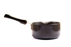 Casserole de sauce Photographie stock