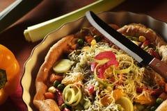 Casserole dish Royalty Free Stock Photography