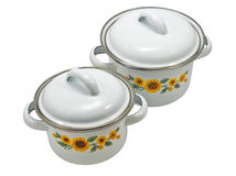 Casserole dish Stock Photo