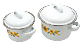 Casserole dish Stock Images