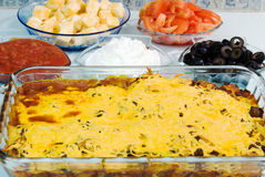 Casserole Royalty Free Stock Photography