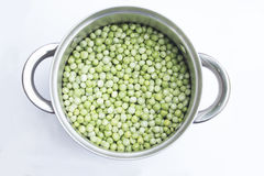Casserole Peas Stock Photos