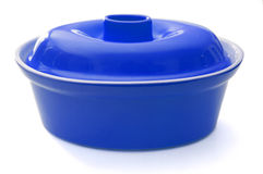Casserole Pot Stock Image