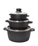 casseroles стоковые фотографии rf