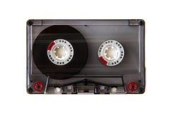 Cassete áudio - suporte de memória audio análogo fotografia de stock royalty free