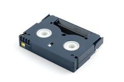 Cassete aisló en blanco Fotografía de archivo