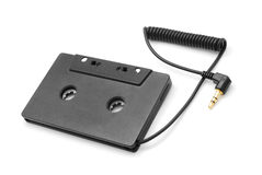 Cassete d'adaptateur Photos libres de droits