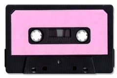 Cassete de banda magnética Imagem de Stock