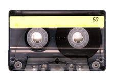 Cassete de banda magnética velha Imagens de Stock
