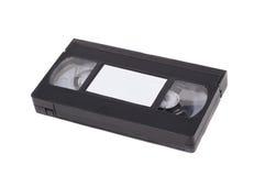 Cassete di VHS Fotografia Stock