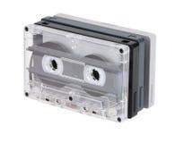 Cassetes áudio Fotografia de Stock Royalty Free