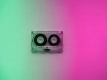Cassetes áudio para o registrador Imagem de Stock