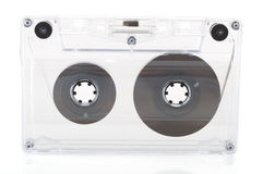 Cassetta audio Fotografia Stock