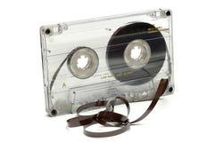 Cassetta audio Fotografie Stock Libere da Diritti