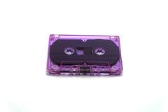 Cassetta audio anziana della cassetta di nastro Immagine Stock