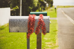 Cassetta della posta Fotografia Stock Libera da Diritti