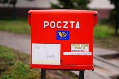 Cassetta delle lettere Fotografie Stock Libere da Diritti