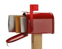 Cassetta delle lettere Immagine Stock