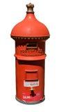 Cassetta delle lettere vittoriana antica della posta dell'Australia Fotografie Stock