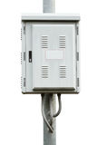 Cassetta di controllo elettrica Fotografie Stock