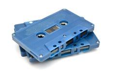 Cassetta di nastro Immagini Stock Libere da Diritti