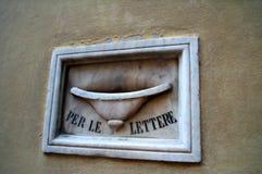 Cassetta postale Fotografia Stock Libera da Diritti