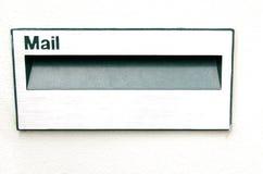 Cassetta postale immagine stock libera da diritti