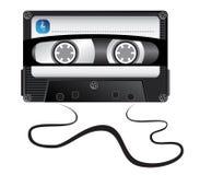 Cassette Imagen de archivo libre de regalías