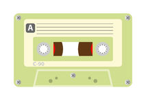 Cassette Stock Image