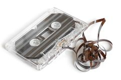 Cassette Royalty Free Stock Photo