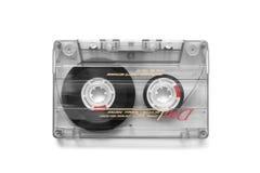 Cassette audio Fotografía de archivo
