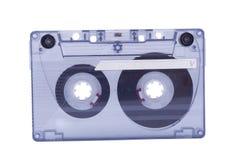 Cassette audio fotografía de archivo libre de regalías