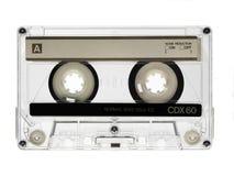 Cassette audio de la vendimia Fotografía de archivo libre de regalías