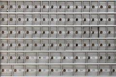 Cassette di sicurezza Immagine Stock Libera da Diritti
