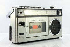 Cassette player Royalty Free Stock Images