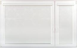 Cassette roller blinds. Royalty Free Stock Photo