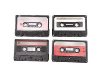 Cassette sonore images stock