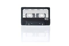 Cassette sonore photographie stock libre de droits