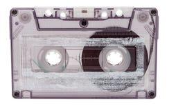 Cassette sonore analogue d'isolement image libre de droits