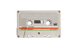 Cassette sonore de vintage image stock