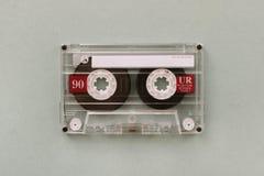 Cassette sonore - supports de stockage audio analogues Photos libres de droits
