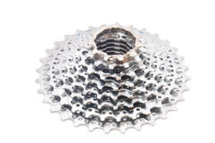 Cassette sprocket Stock Images