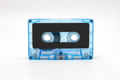 Cassette tabe for music reccord Royalty Free Stock Photo